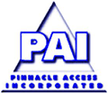 Pinnacle Access Inc.| IT Services & Support for San Diego, CA Logo